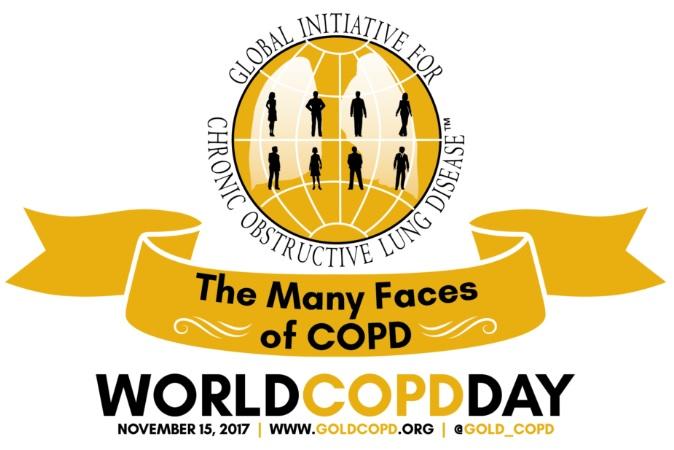 15 de novembro – Dia Mundial da DPOC 2017