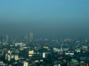 Novo estudo sugere relação entre poluição atmosférica e asma