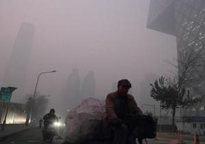 Poluição do ar coloca em risco 90% da população mundial