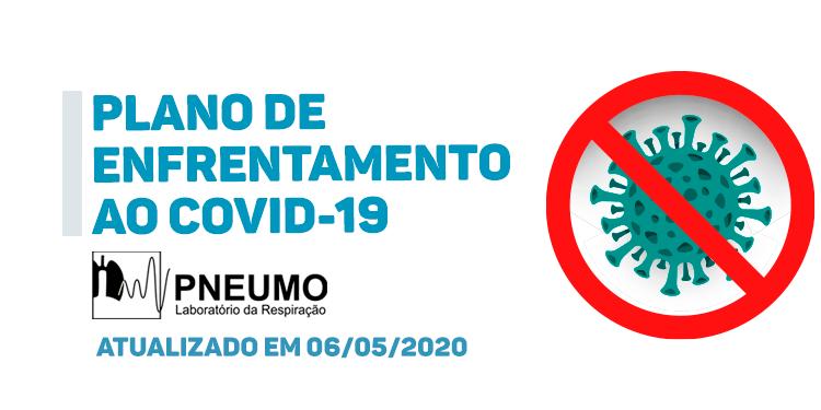Reabertura do Pneumo a partir de 07/05/2020